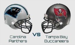 panthers vs buccaneers