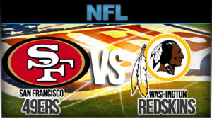 49ers vs redskins