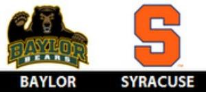 baylor vs syracuse