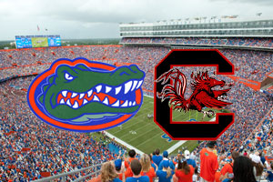 florida vs south carolina