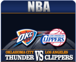 thunder vs clippers