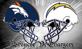 broncos vs chargers