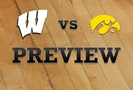 wisconsin vs iowa