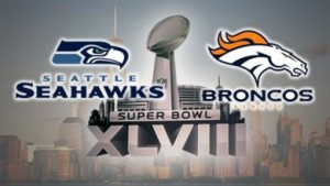 Seahawks vs Broncos Super Bowl