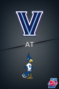 villanova vs creighton