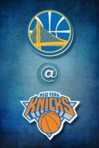 warriors vs knicks