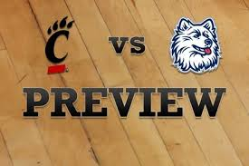 cincinnati vs connecticut