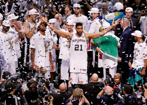 spurs win championship