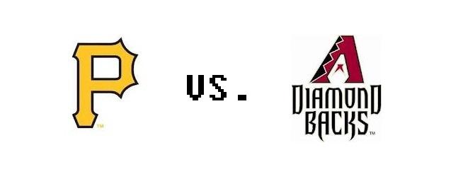 pirates vs diamondbacks