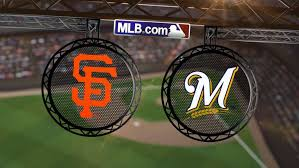 giants vs brewers
