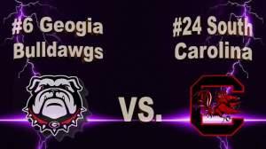georgia vs south carolina