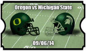 michigan state vs oregon